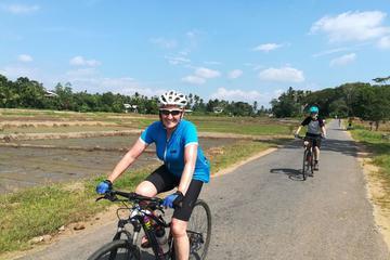 Village et Lagoon Cycling Tour à Galle