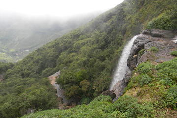 Water Fall Trekking in Knuckles...