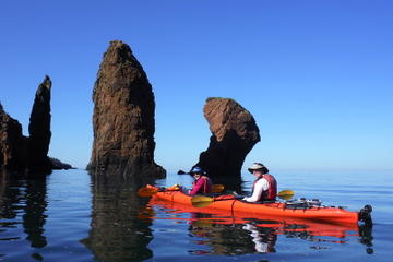 Book Three Sisters Sea Kayaking Day Tour on Viator