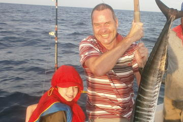 Private Trolling Fishing Tour in Galle