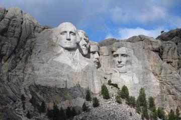Tour di Mount Rushmore e dintorni