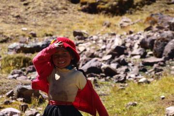 4-tägige Lares-Wanderung nach Machu Picchu