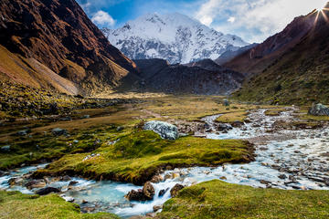 5-tägige All-Inclusive-Salkantay-Wanderung nach Machu Picchu