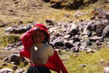 Caminhada de 4 dias de Lares a Machu Picchu