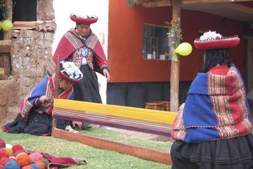 Excursión privada al Valle Sagrado: Chincheros, Ollantaytambo y Pisaq