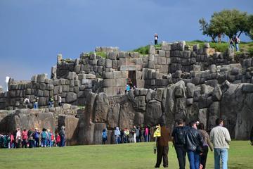 Excursión privada de medio día a la ciudad de Cuzco