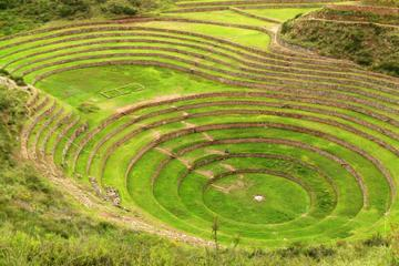 Maras, Moray and Chinchero Private Day Trip