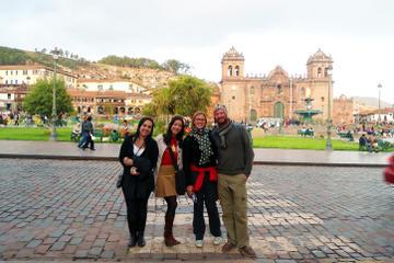 Cusco Walking Tour: Inca Museum...