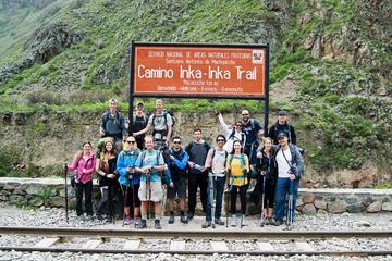 Recorrido del Camino Inca clásico de 8 días a Machu Picchu desde Cuzco