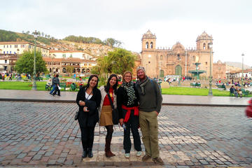 Tour a pie privado por Cuzco: Museo Inca, Qorikancha y Mercado de San...