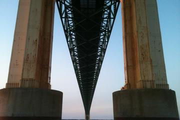Book Mackinac Bridge History Cruise on Viator