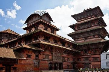 Expérience Katmandou : visite de la ville