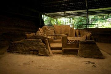 Joya de Cerén, San Andrés and Tazumal Pyramid Archaelogical Tour from...