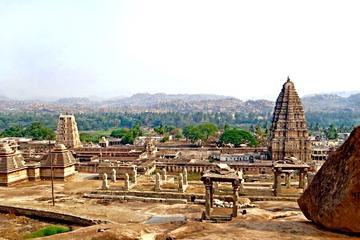 Full day tour of Hampi & Vijayanagar Empire UNESCO sites