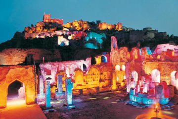 Sound and Light Show at the Golconda Fort in Hyderabad