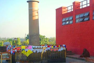 カトマンズ発ルンビニの遺跡を訪ねる5泊のプライ…