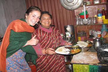 半日ネパール料理教室