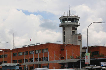 Private Transfer: Hotel to Kathmandu Tribhuvan International Airport