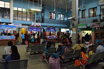 Private Transfer: Kathmandu Domestic Airport to Hotels