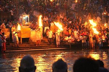 2 Days Private Tour of Har-ki-pauri Haridwar and Rishikesh from New Delhi
