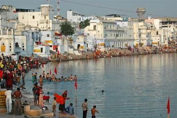4-Day Independent Jaipur, Ajmer Sharif and Pushkar Tour from Delhi in Private Car