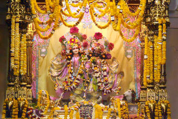 Private Day Tour of Mathura and Vrindavan from Delhi
