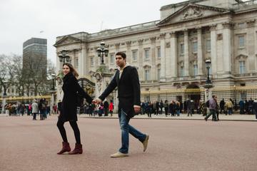 Styled Photoshoot Around Buckingham...