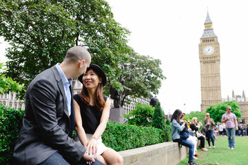 Styled Photoshoot at Big Ben and...
