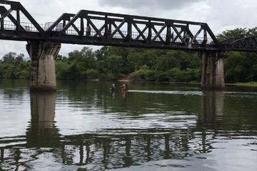バンコク発の戦場にかける橋の舞台を巡るツアー