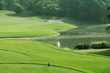 プライベート ゴルフ ツアー:バンコクのアルパ…