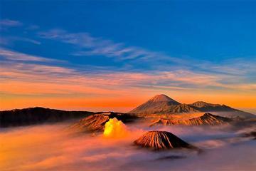 Ausflug mit Übernachtung zum Berg Bromo bei Sonnenaufgang ab Surabaya