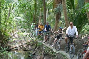 Colors of Bangkok Bicycle Tour