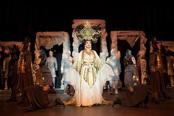 Colosseum-Kabarettshow Pattaya mit...