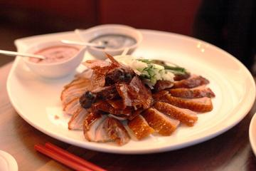 Evening Peking Duck dinner at a leading Beijing Restaurant
