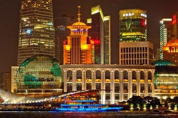 Evening River Cruise and Bund City Lights