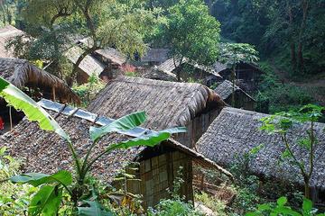 Expérience 2 Jours avec une ethnie des collines au Lisu lodge au...