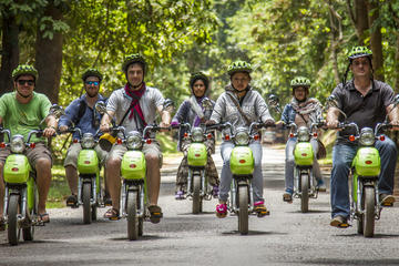 Full Day Angkor Temples by E-Bike