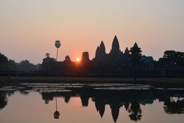 Full-Day Angkor Tour by Tuk Tuk from Sunrise