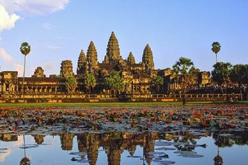 Full Day Angkor Wat Tour by Car