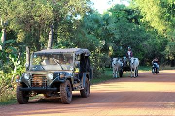 Full Day Banteay Srey and Banteay Samre Temples by Military Jeep