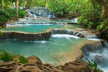 Full-Day Kuang Si Waterfalls Day Trip...