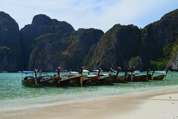 Full Day Phi Phi and Bamboo Islands by Speedboat from Krabi