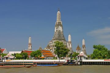 Full-Day Private or Group Bangkok Tour from Pattaya With Lunch
