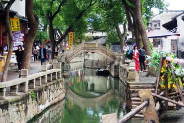 Full Day Suzhou from Shanghai