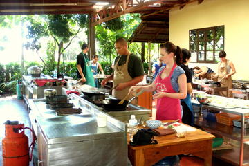 Full Day Thai Cooking at Chiang Mai Thai Cookery School