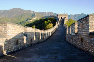 Full Day The Great Wall at Mutianyu of China from Tianjin