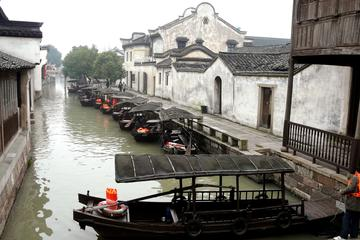 Full Day Tongli Water Town and Gardens of Suzhou