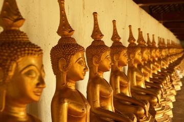 Full-Day Vientiane and Antique Textile Museum Tour