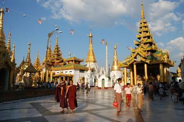Full Day Yangon City Tour