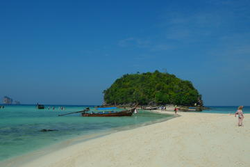 Half Day 4 Islands by Speedboat including Picnic Lunch from Krabi